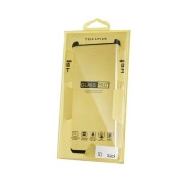 Протектор 5D Edge Glue Tempered Glass - Samsung Galaxy S8 Plus черен