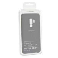 Гръб Original Silicone Cover EF-PG965TJEGWW - Samsung Galaxy S9 Plus сив