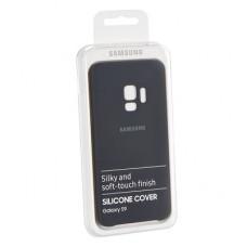 Гръб Original Silicone Cover EF-PG960TBEGWW - Samsung Galaxy S9 черен