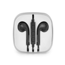 Слушалки HF Stereo Android NEW BOX - Nokia 7 Plus черни