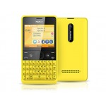 Nokia Asha 210 Dual Sim Yellow