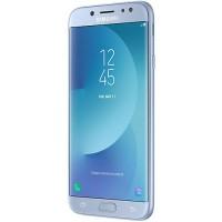 Samsung Galaxy J7 (2017) 16GB Dual J730F Silver Blue