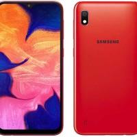 Samsung Galaxy A10 32GB Dual A105 Red