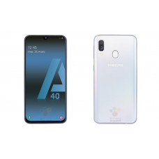 Samsung Galaxy A40 64GB Dual A405 White
