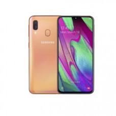 Samsung Galaxy A40 64GB Dual A405 Coral