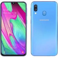 Samsung Galaxy A40 64GB Dual A405 Blue