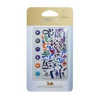 Декоративни стикери за IPhone 4s 3D