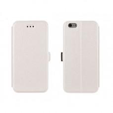 Кожени калъфи за LG G4 Telone Book бял