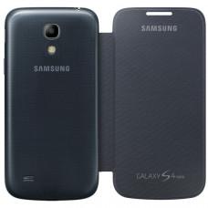 Оригинален калъф Flip Cover за Samsung I9195 Galaxy S4 mini черен