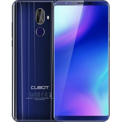 Cubot X18 Plus 4G Dual Sim 64GB Blue