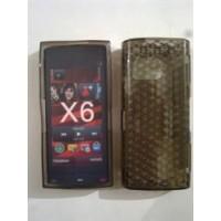 Силиконов калъф-гръб за Nokia X6