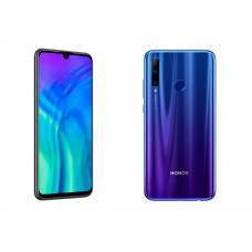Huawei Honor 20 Lite 128GB Dual Sim Blue