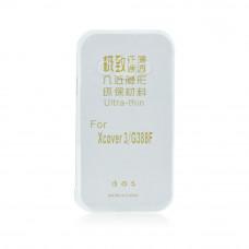 Гръб Ultra Slim 0.3mm за Samsung Galaxy Xcover 4 прозрачен