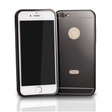 Калъф Bumper Mirror за Apple iPhone 7 Plus черен