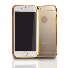 Калъф Bumper Mirror за Apple iPhone 6 златен