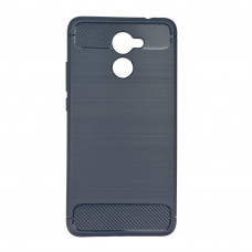Гръб FORCELL CARBON за Huawei Y7 сив