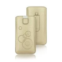 Калъф Forcell Deko - Apple iPhone 8 Plus златен