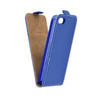 Калъф Flip Slim Flexi Fresh - Apple iPhone 8 Plus син