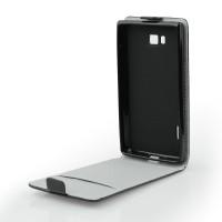 Калъф Flip Slim Flexi - Huawei P10 Lite черен