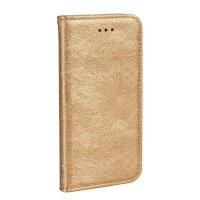 Калъф Forcell Magic Book за Samsung Galaxy Xcover 4 златен