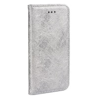 Калъф Forcell Magic Book за Samsung Galaxy Xcover 4 сив