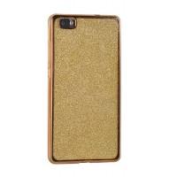 Калъф Clitter Elektro -  Samsung Galaxy S8 златен