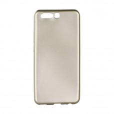 Гръб Jelly Flash Mat - LG K10 2017 златен