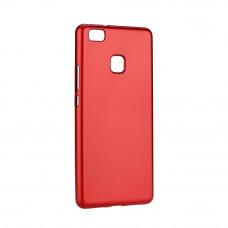 Гръб Jelly Flash Mat - LG K10 2017 червен