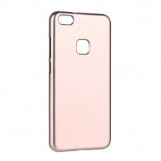 Гръб i-Jelly Case за Huawei P10 Lite rose-gold