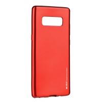 Гръб i-Jelly Case за Samsung Galaxy Note 8 червен