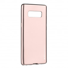 Гръб i-Jelly Case за Samsung Galaxy Note 8 rose-gold