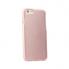 Гръб i-Jelly Case за Apple iPhone 6 rose-gold