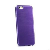 Гръб Jelly Case Brush за Apple iPhone 8 Plus лилав