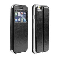 Калъф Magnet View - Apple iPhone 6 черен
