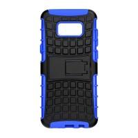 Гръб Panzer - Samsung Galaxy S8 Plus син