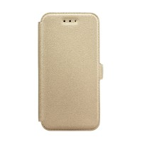 Калъф Pocket Book - Samsung Galaxy A20e златен