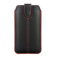 Калъф Pocket Ultra Slim M4 - Apple iPhone 8 Plus черен