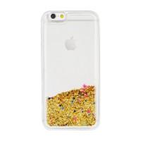 Гръб Sand Case - Huawei P10 Lite златен