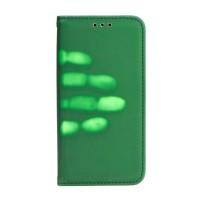 Калъф Thermo Book - Apple iPhone 8 Plus зелен
