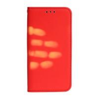 Калъф Thermo Book - Samsung Galaxy S8 Plus червен