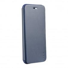 Калъф XLEVEL FIB Series - Huawei P10 Lite син
