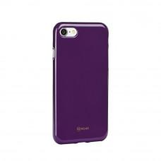 Гръб Roar Jelly LALA Glaze - Huawei P Smart лилав