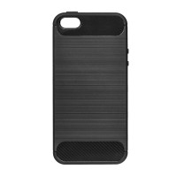 Гръб FORCELL CARBON за Apple iPhone SE