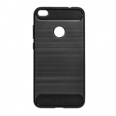 Гръб FORCELL CARBON - Apple iPhone 12 PRO черен