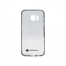 Гръб FORCELL Clear за Samsung Galaxy S8 Plus черен