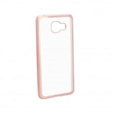 Гръб ELECTRO Jelly за Samsung Galaxy A5 (2017) розов