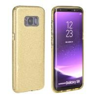 Гръб Forcell SHINING - Huawei P Smart златен