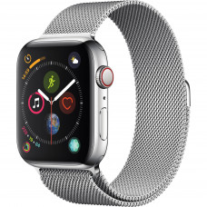 Apple Watch Series 4 GPS+Cellular 44mm Stainless Steel