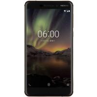 Nokia 6.1 32GB 2nd Generation 2018 Black/Copper