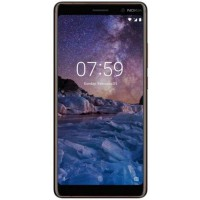 Nokia 7 Plus 64GB Black/Copper